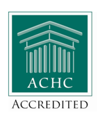 ACHC Accredited Hospice Care