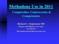 Methodone Use in 2011