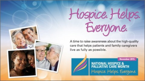 hospice month