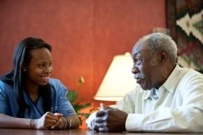 hospice volunteer