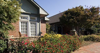 kate b. reynolds hospice home