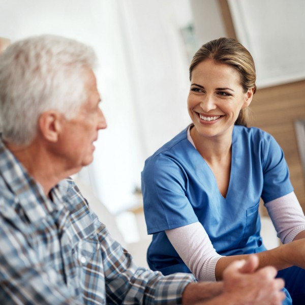 Trellis Supportive Care provides hospice care for patients and support for their families.